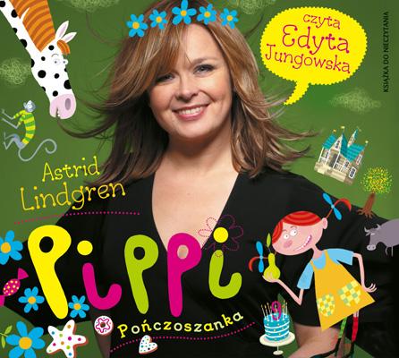 Edyta Jungowska - Pippi Pończoszanka