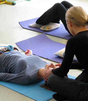 Feeria kobiecości - warsztaty masażu