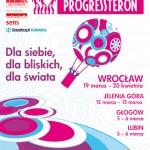 Plakat 22. Festiwalu PROGRESSteron