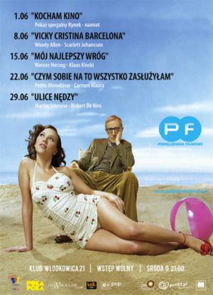 Podglądania Filmowe - czerwiec 2011