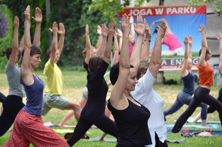 Joga w Parku 2011 - Wrocław